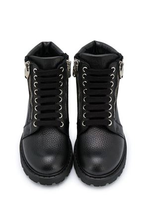 Black boots Balmain Kids BALMAIN KIDS   12   6N0606NX400930
