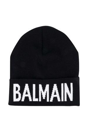 Black cap Balmain Kids BALMAIN KIDS | 75988881 | 6N0667NA820930BC