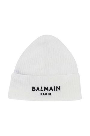 White cap Balmain Kids  BALMAIN KIDS | 75988881 | 6N0687NE340101