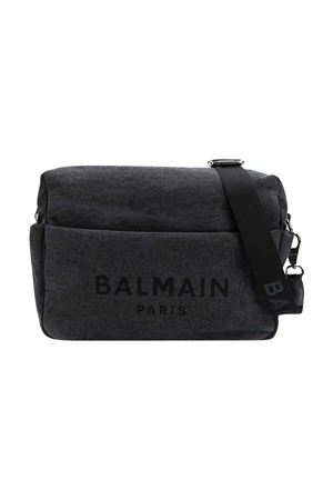 Black changing bag Balmain Kids BALMAIN KIDS | 31 | 6N0988NF230922