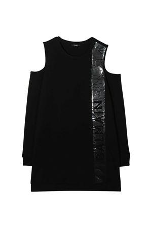 black dress teen Balmain kids BALMAIN KIDS | 11 | 6N1030NX300930T