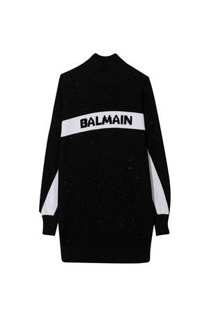 Black dress Balmain Kids BALMAIN KIDS | 11 | 6N1090NB850930