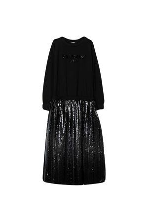Black dress teen Balmain Kids BALMAIN KIDS | 11 | 6N1190NE060930AGT