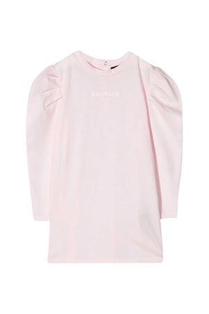 Pink dress Balmain kids  BALMAIN KIDS | 11 | 6N1300NX310515