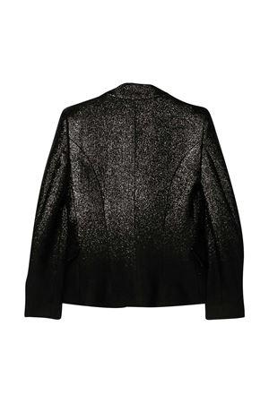 Black metallic blazer Balmain Kids BALMAIN KIDS | 5032278 | 6N2044NB220930
