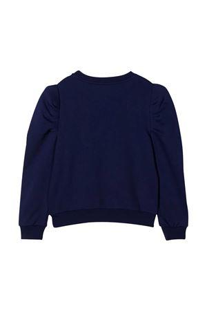 Blu sweatshirt Balmain kids  BALMAIN KIDS   -108764232   6N4030NX320615
