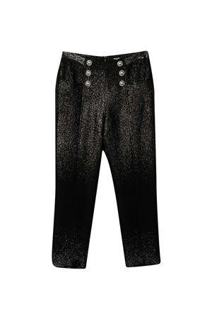 Black trousers Balmain Kids  BALMAIN KIDS | 9 | 6N6110NB220930