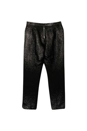 Black trousers teen Balmain Kids  BALMAIN KIDS | 9 | 6N6110NB220930T