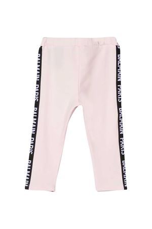 Pantaloni rosa neonata Balmain kids BALMAIN KIDS | 411469946 | 6N6300NX310515