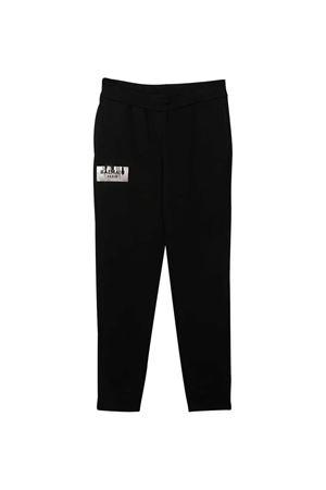 black trousers Balmain kids  BALMAIN KIDS | 9 | 6N6537NX300930AG