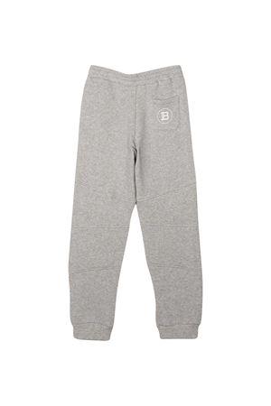 Gray jogging pants teen Balmain Kids  BALMAIN KIDS   9   6N6617NB600904T