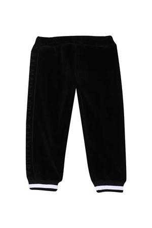 Pantaloni neri neonato Balmain Kids BALMAIN KIDS | 9 | 6N6860NB430930
