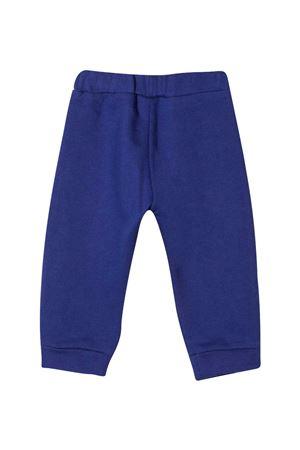 Pantaloni blu neonato Balmain Kids BALMAIN KIDS | 9 | 6N6870NX300616