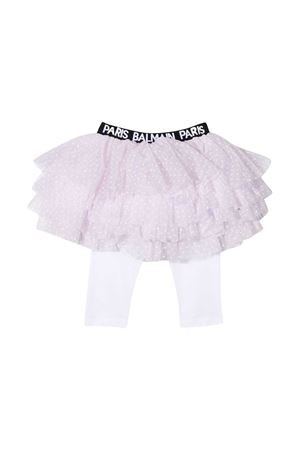 pink baby skirt Balmain kids  BALMAIN KIDS | 15 | 6N7300NC940515BC