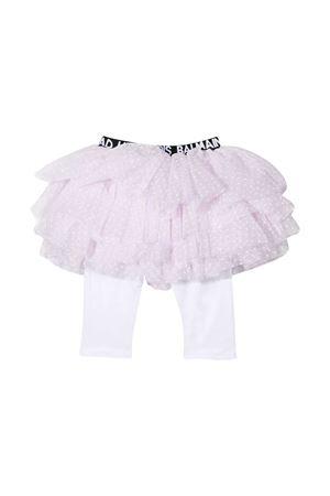 pink baby skirt Balmain kids  BALMAIN KIDS   15   6N7300NC940515BC