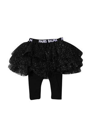 black skirt Balmain kids  BALMAIN KIDS | 15 | 6N7300NC940930