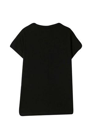 black t-shirt Balmain kids BALMAIN KIDS | 8 | 6N8041NC610930AG