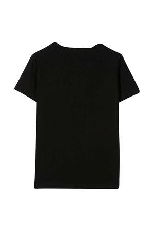 Black t-shirt with print Balmain kids BALMAIN KIDS | 8 | 6N8571NX290930