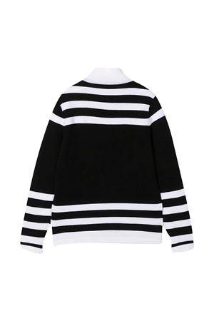 Black sweater Balmain Kids  BALMAIN KIDS | 7 | 6N9060NA820930BC