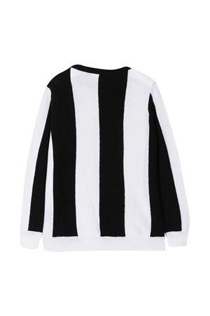 Vertical striped sweater Balmain Kids  BALMAIN KIDS | 7 | 6N9510ND480930BC