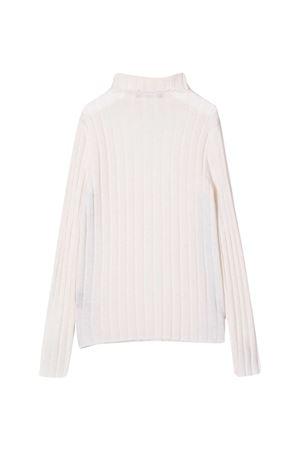 White sweater Balmain Kids BALMAIN KIDS | 7 | 6N9550NF130101GR
