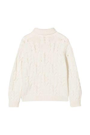 Maglione bianco Balmain Kids BALMAIN KIDS | 7 | 6N9590NF410101