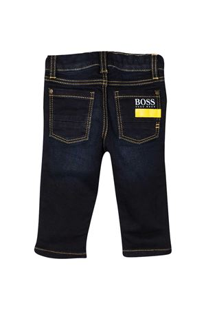 Jeans blu Boss Kids neonato slim BOSS KIDS | 9 | J04384Z23