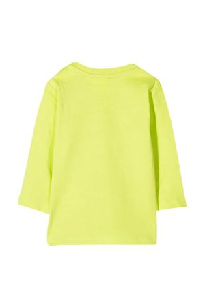 T-shirt verde acido Boss Kids BOSS KIDS | 8 | J05795552