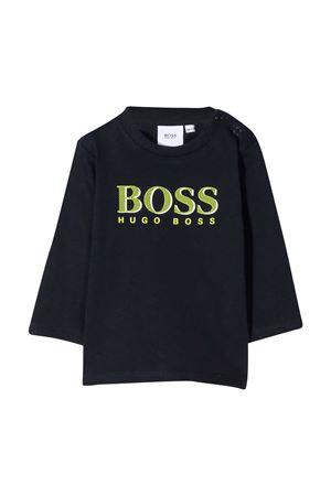 Blue t-shirt Boss Kids BOSS KIDS | 8 | J05795849