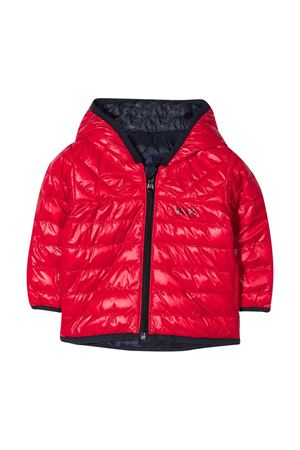 Red down jacket Boss Kids BOSS KIDS | 783955909 | J06218X78