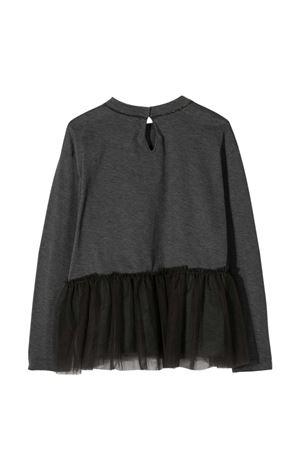 Grey dress Brunello Cucinelli kids Brunello Cucinelli Kids | 11 | B0045T236CZ408