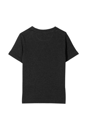 T-shirt teen grigia con stampa Brunello Cucinelli kids Brunello Cucinelli Kids | 8 | B0B13S151C8127T