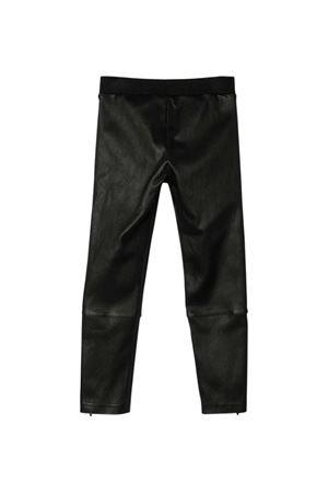 Pantaloni neri teen Brunello Cucinelli Kids Brunello Cucinelli Kids | 9 | B0V32P029BC200T