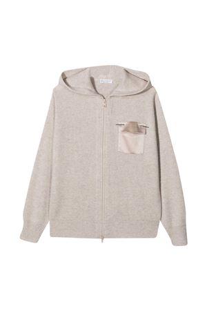 Teen sand sweatshirt Brunello Cucinelli Kids  Brunello Cucinelli Kids | 39 | B12M14206C9276T