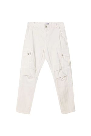 Cargo cream teen Brunello Cucinelli Kids Brunello Cucinelli Kids | 9 | B269DP102C5797