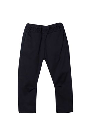 Blue trousers Brunello Cucinelli Kids Brunello Cucinelli Kids | 9 | B289LP101C2517
