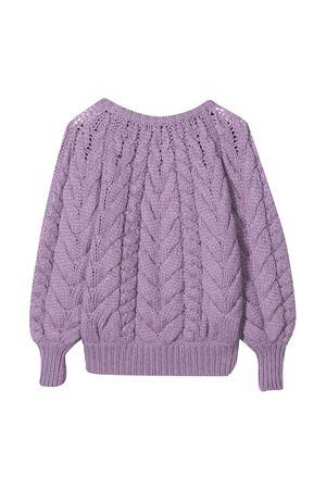Brunello Cucinelli Kids lilac sweater Brunello Cucinelli Kids | 1 | B52M31200C9439