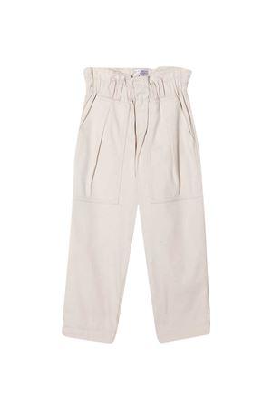 Pantaloni bianco teen Brunello Cucinelli Kids Brunello Cucinelli Kids | 9 | BA169P019C8501T