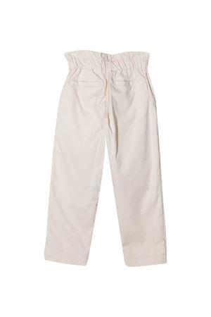 Pantaloni bianco Brunello Cucinelli Kids Brunello Cucinelli Kids | 9 | BA169P019C8501