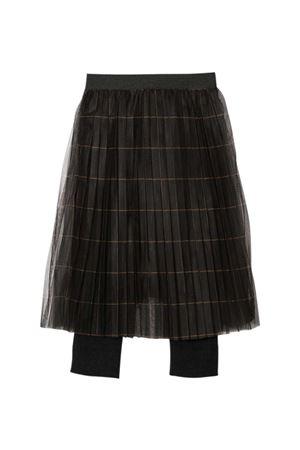 Black skirt Brunello Cucinelli Kids Brunello Cucinelli Kids | 15 | BA173G024C002