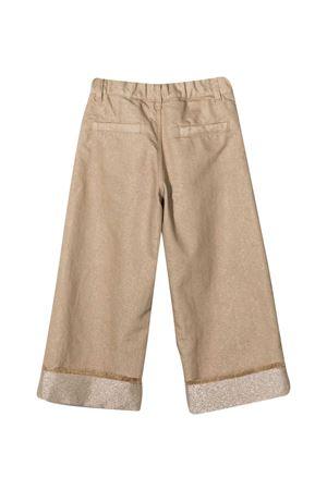 Sand jeans Brunello Cucinelli Kids  Brunello Cucinelli Kids | 9 | BA176P429C7367