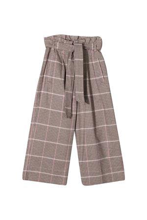 Brunello Cucinelli Kids check trousers  Brunello Cucinelli Kids | 9 | BA192PO25C001T