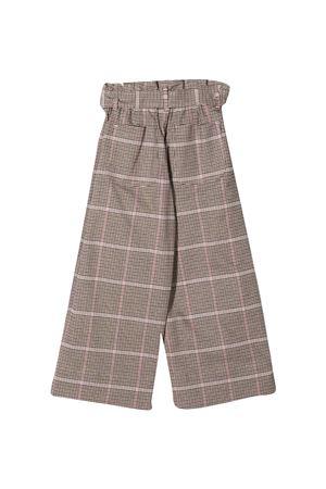 Brunello Cucinelli Kids check trousers  Brunello Cucinelli Kids | 9 | BA192PO25C001