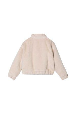 Brunello Cucinelli Kids wool bomber jacket Brunello Cucinelli Kids | 3 | BB531O443AC081