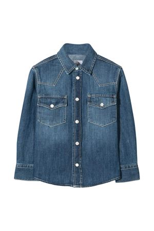 Denim shirt denim shirt teen Brunello Cucinelli Kids  Brunello Cucinelli Kids | 5032334 | BE645C360CL366T