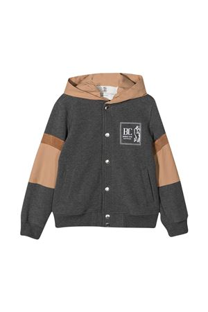 Bomber jacket teen Brunello Cucinelli Kids Brunello Cucinelli Kids | -108764232 | BE848E141CS000T