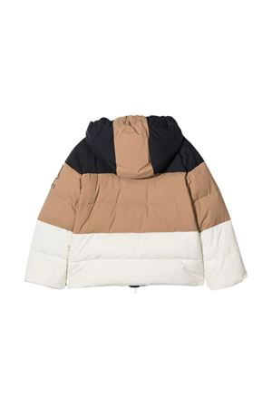 Striped down jacket Brunello Cucinelli Kids  Brunello Cucinelli Kids | 783955909 | BM459J304CG819