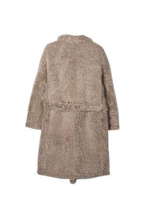 Trench coat teen Brunello Cucinelli Kids Brunello Cucinelli Kids | 17 | BPBRGY605C7890T