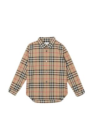 Camicia Vintage Check teen Burberry Kids BURBERRY KIDS | 5032334 | 8014134A7026T