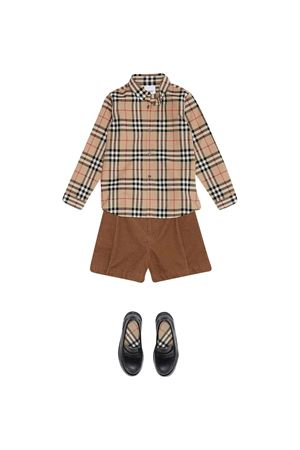 Vintage Check Shirt Burberry Kids  BURBERRY KIDS   5032334   8014134A7026